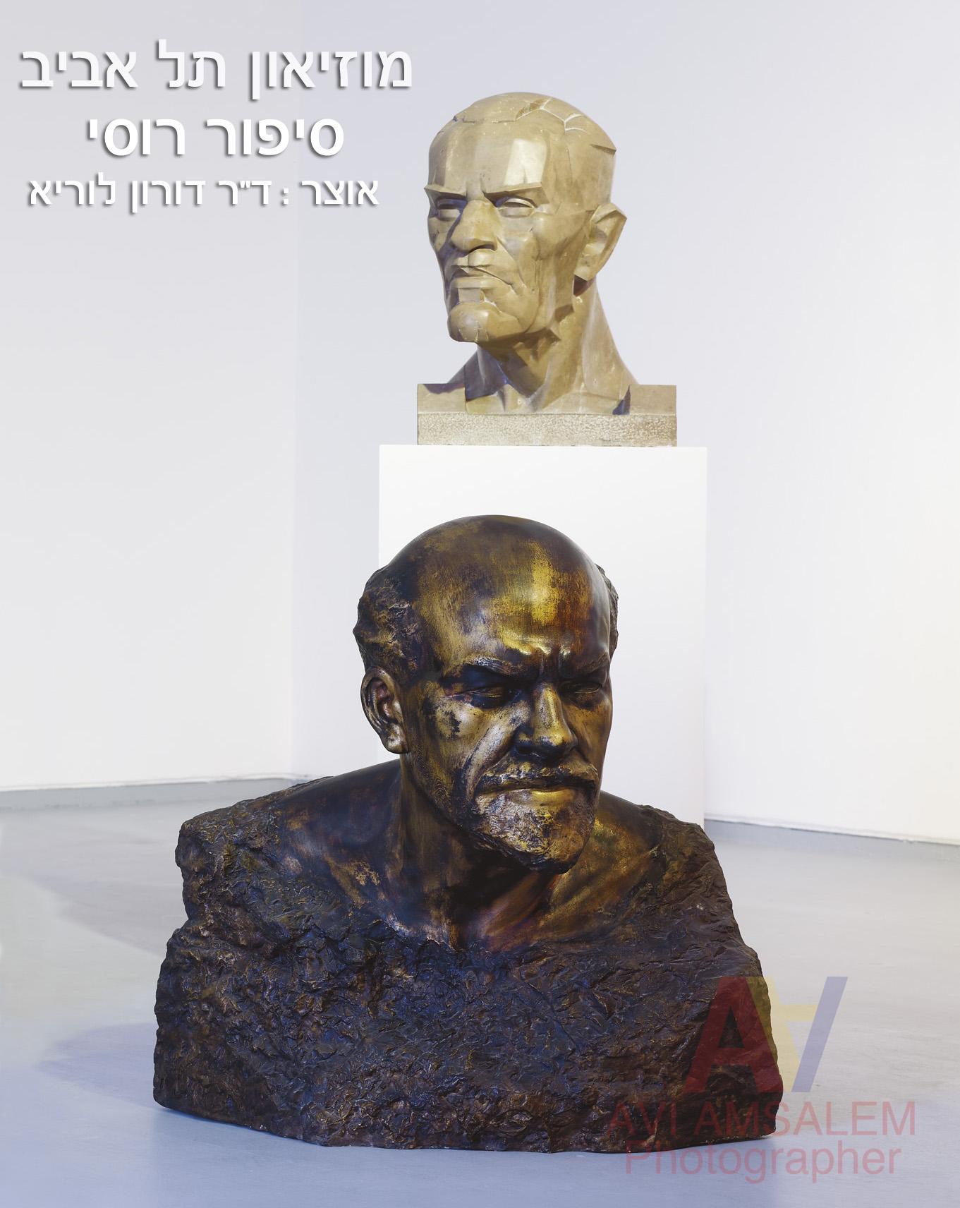 צילום פסלים